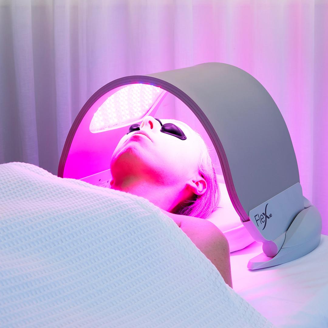 Dermalux LED Phototherapy Parbold Lancashire