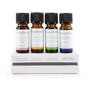 AromaWorks Signature Essential Oils 4 x 10ml